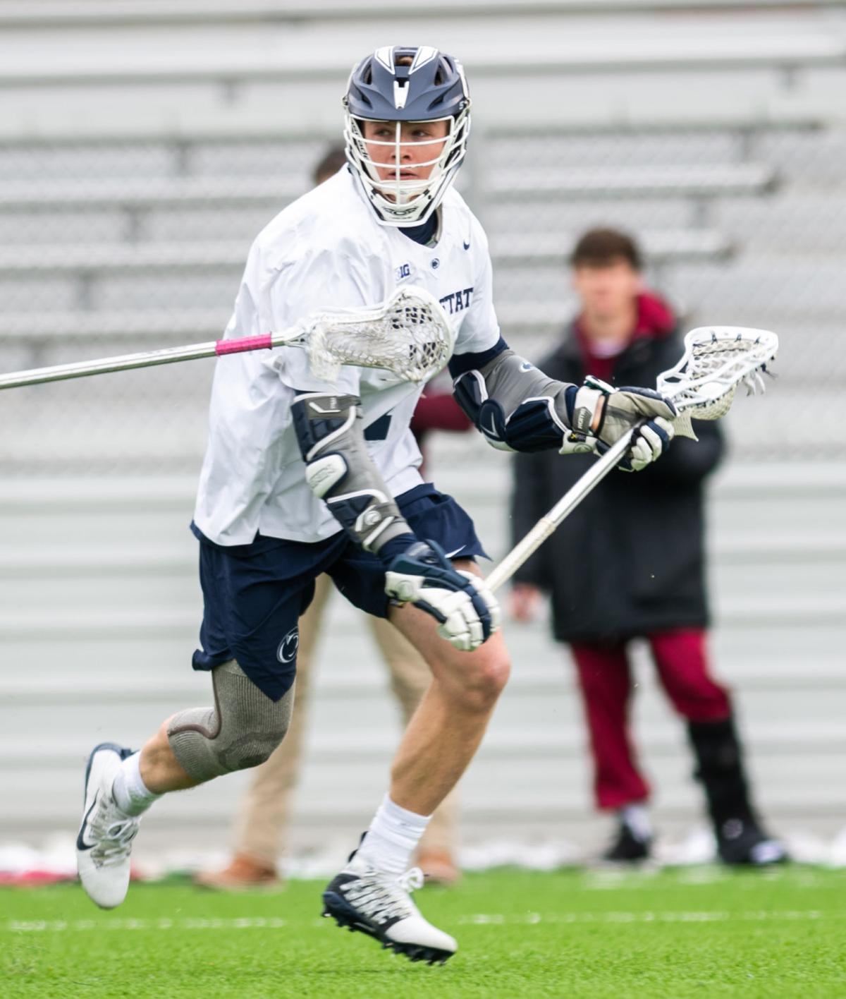 Penn State men's lacrosse vs Lafayette, TJ Malone (7)