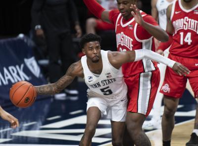 Penn State Men's Basketball vs Ohio State, Wheeler (5)