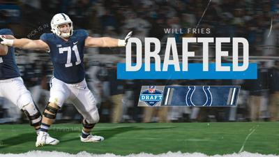 Fries drafted