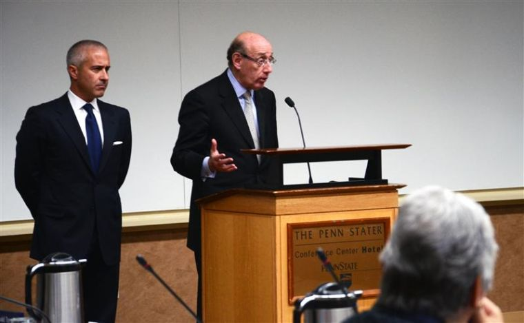 Board of Trustees approves resolution to settle claims