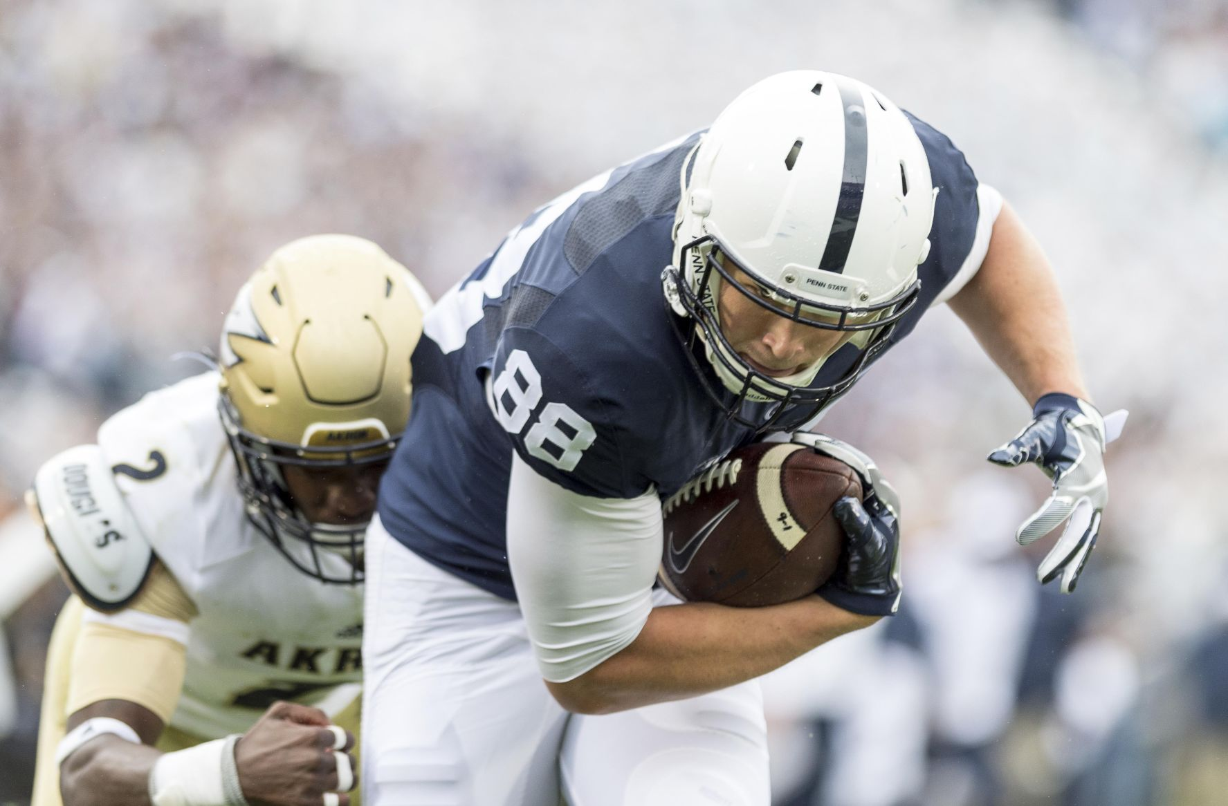Five takeaways from Penn State Football's 52-0 win over Akron