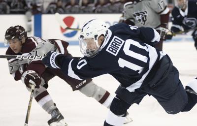 Men's hockey vs. Ottawa, Biro (10)