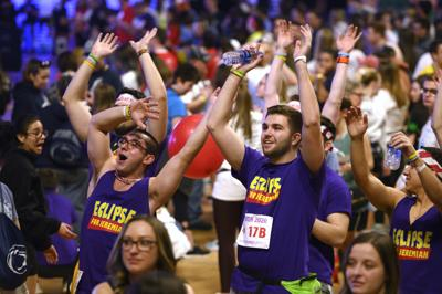THON, Sunday, Eclipse Dancers