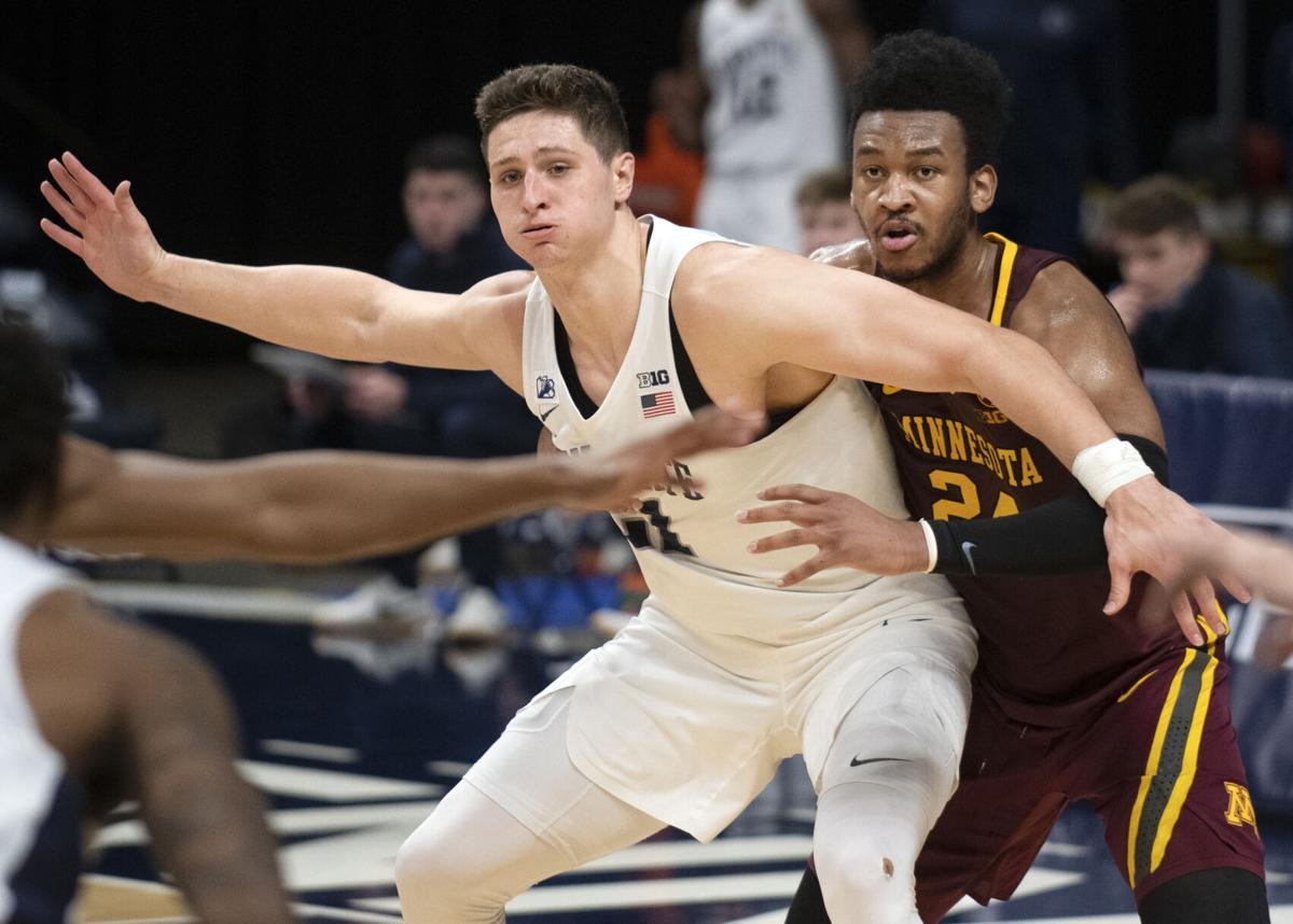Penn State Men's Basketball vs Minnesota (21)
