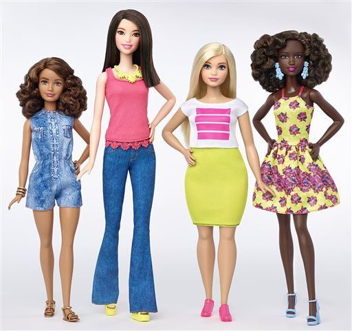 multicultural barbie dolls
