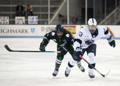 Women's hockey vs. Mercyhurst, Gangarosa (13)