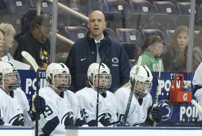 Women's Hockey, Union, head coach Jeff Kampersal