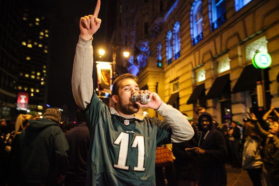 Sports Fans Riot