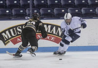 Penn State Women S Hockey Blows Out Lindenwood To End Regular Season