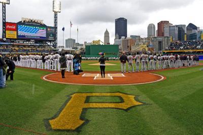 Braves Pirates Baseball