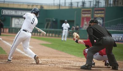 Penn State Baseball vs. Nebraska, Parker Hendershot (9)