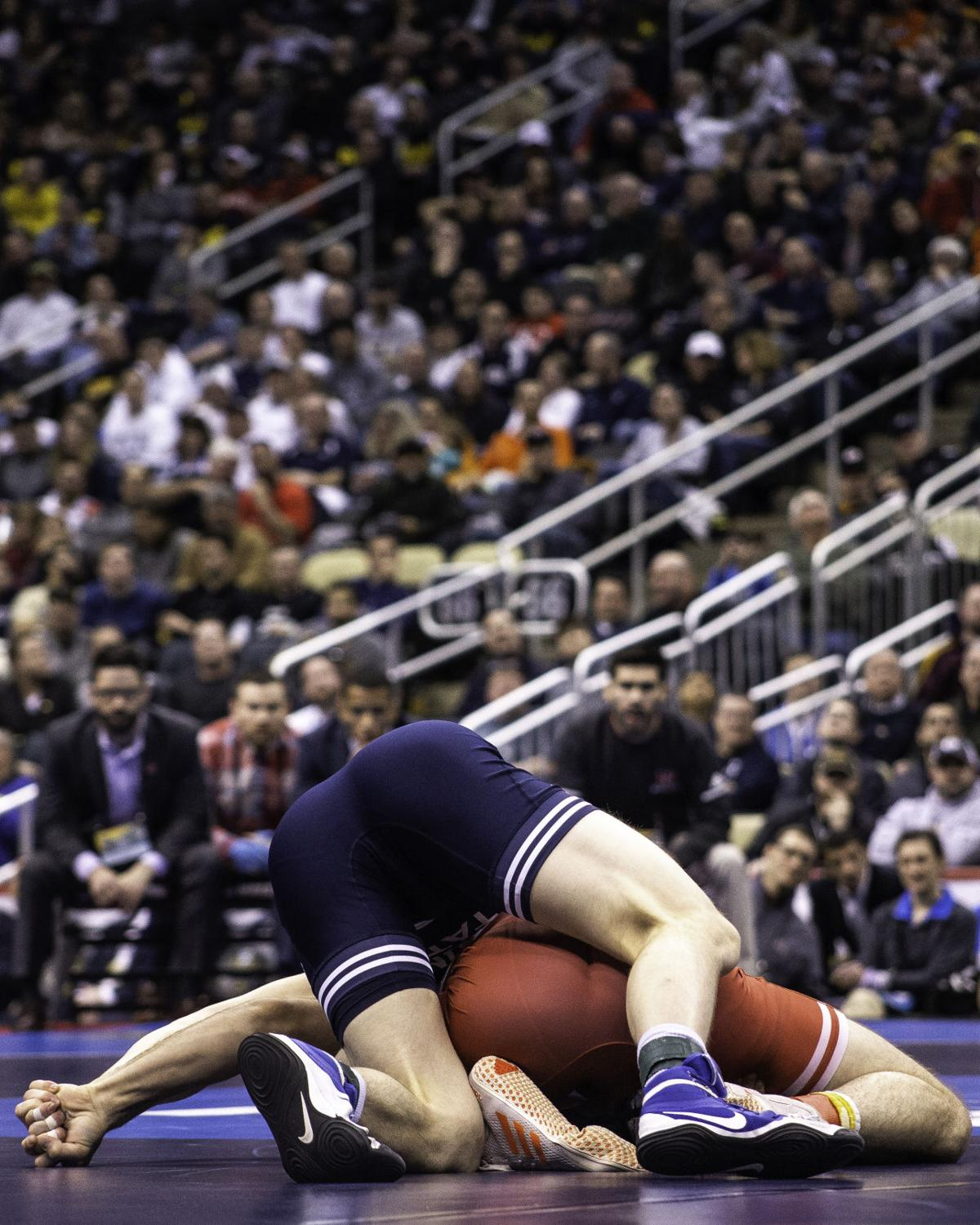 2019 Division 1 NCAA Wrestling Championships Finals: Photos