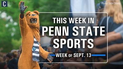 This week in Penn State sports - Sept. 13 graphic