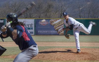 Penn State Baseball vs. NJIT, Dante Biasi (38)