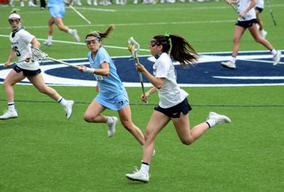 Women's Lacrosse vs Johns Hopkins, Dirks