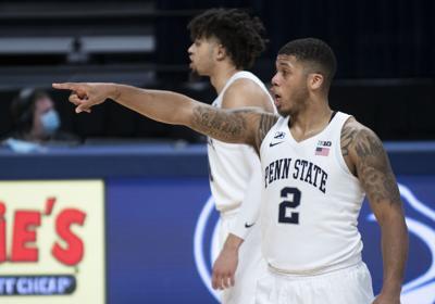 Penn State Men's Basketball vs Ohio State, Dread (2)