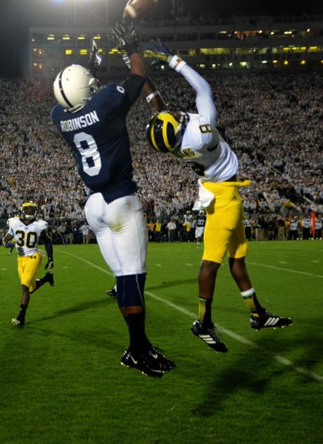 Penn State will host Michigan for white out game