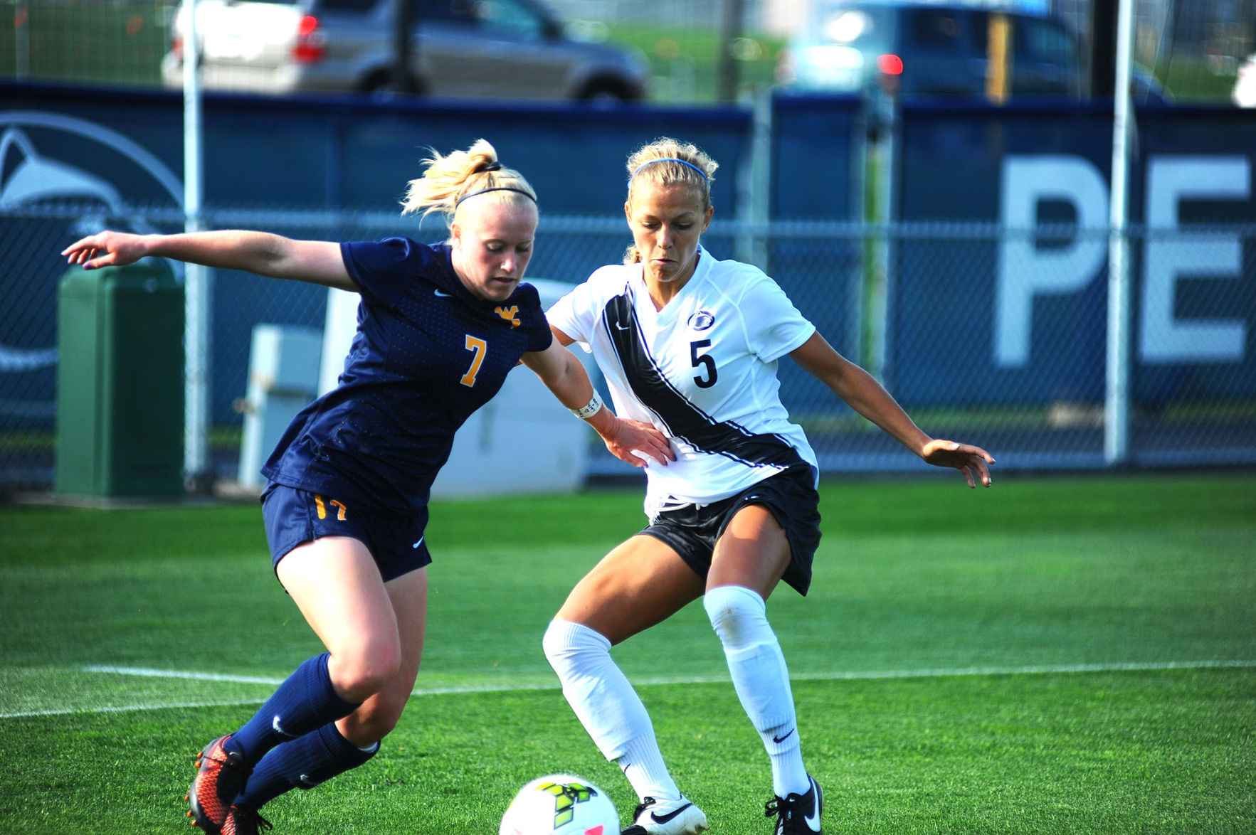 Penn State Tops UNC in Top-10 Women's Soccer Showdown