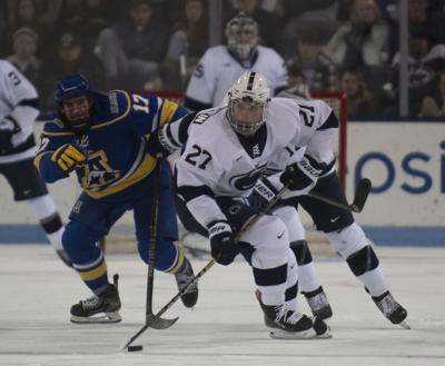Penn State men's hockey learns lesson from stunning loss to Alaska Fairbanks