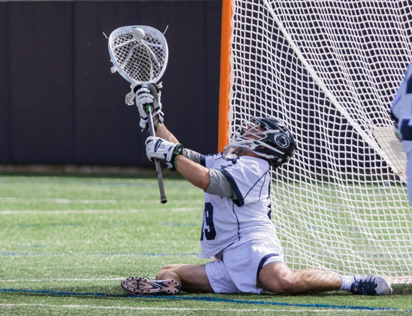 Penn State Men S Lacrosse Goalie Will Schreiner Honors