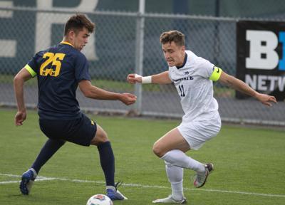 Penn State Men's Soccer vs Michigan, Reedy