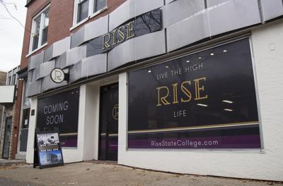 Rise Leasing Office