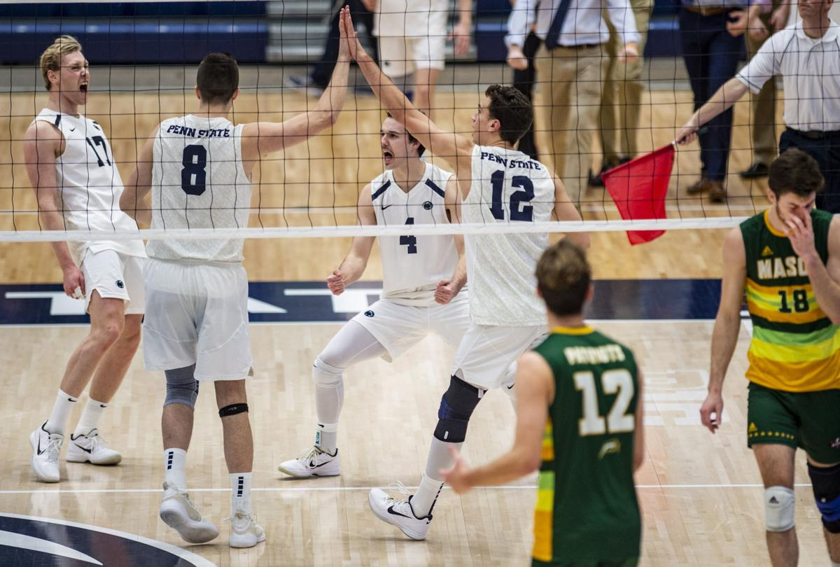 Why Penn State Men S Volleyball Isn T Letting Eiva Success Get To Its Head Penn State Volleyball News Daily Collegian Collegian Psu Edu