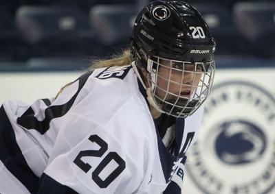 Women's Hockey vs Robert Morris, Heising (20)