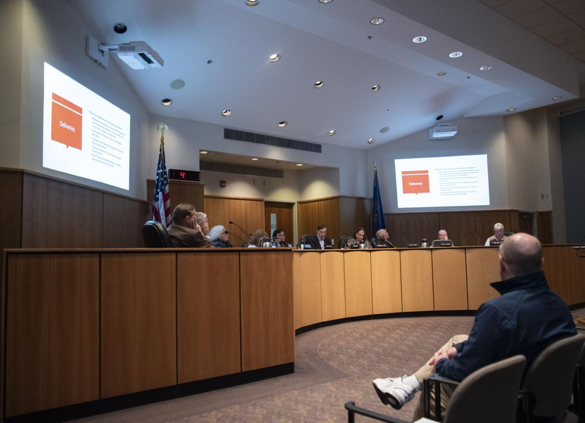 State College Borough Council Meeting