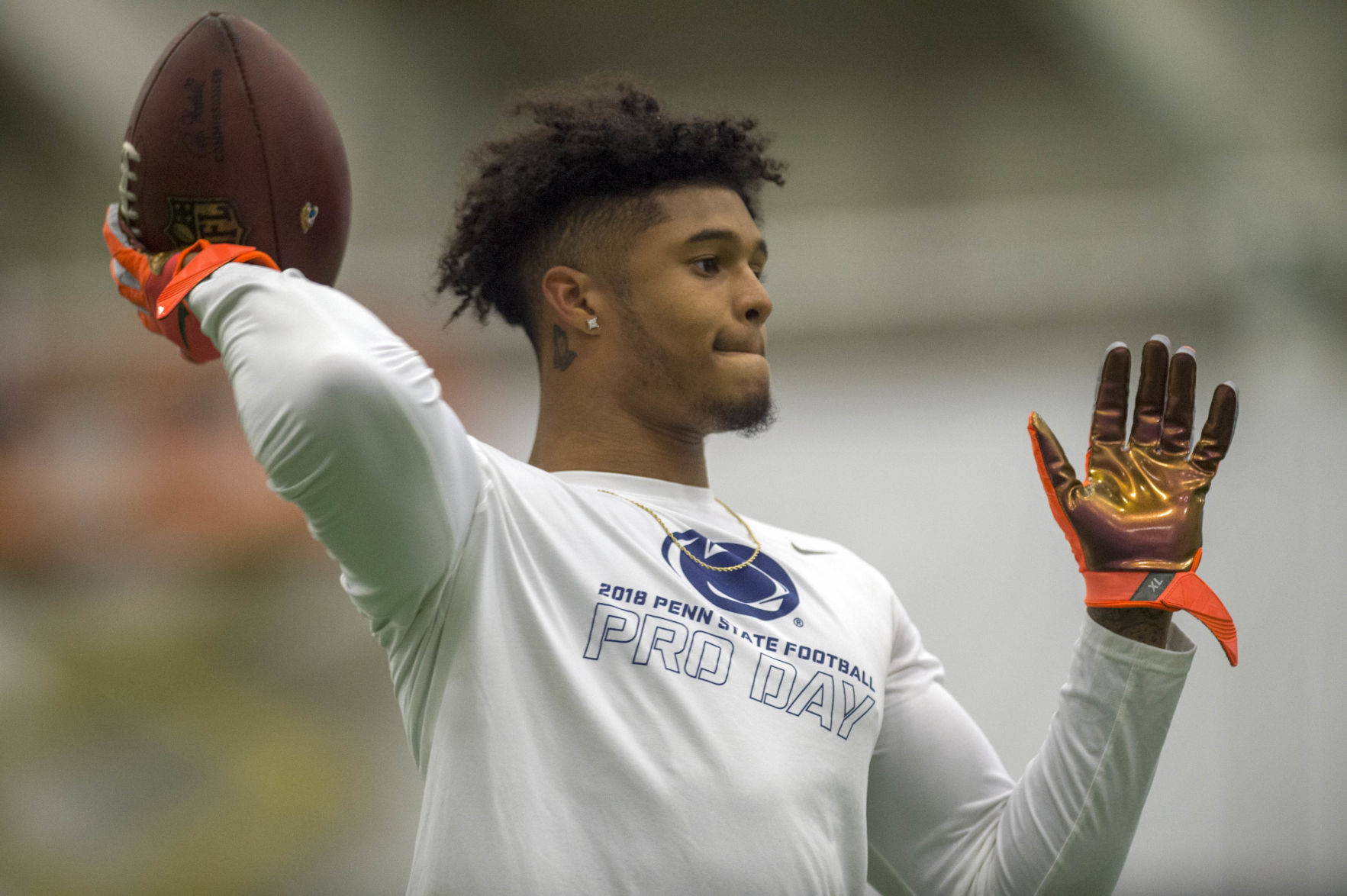 2018 NFL Draft: Marcus Allen drafted by the Pittsburgh Steelers in fifth round
