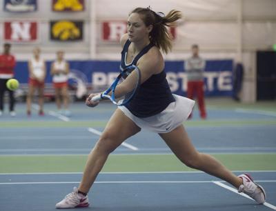 Penn State women's tennis opens Big Ten play in a road test