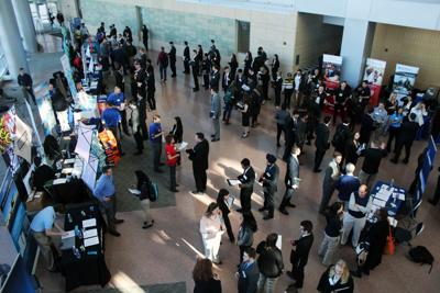 Supply Chain Management Career Fair (Feature)