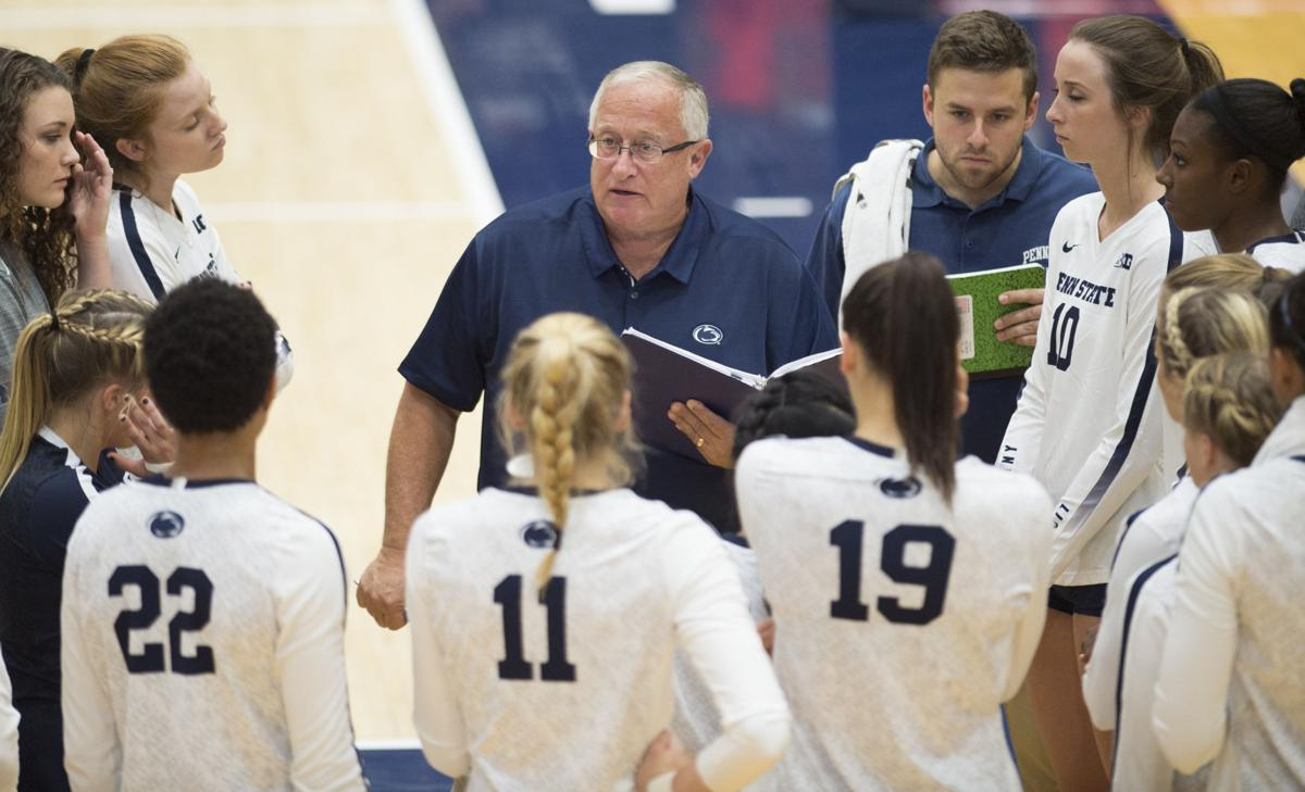 Penn State women's volleyball releases 2018 schedule ...