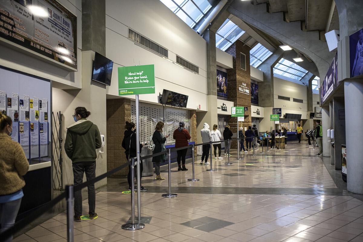 Departure Testing, Line