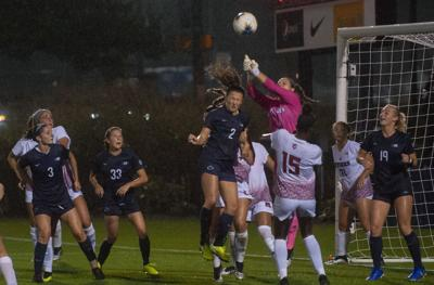 Women's Soccer vs Rutgers, Abello (2)