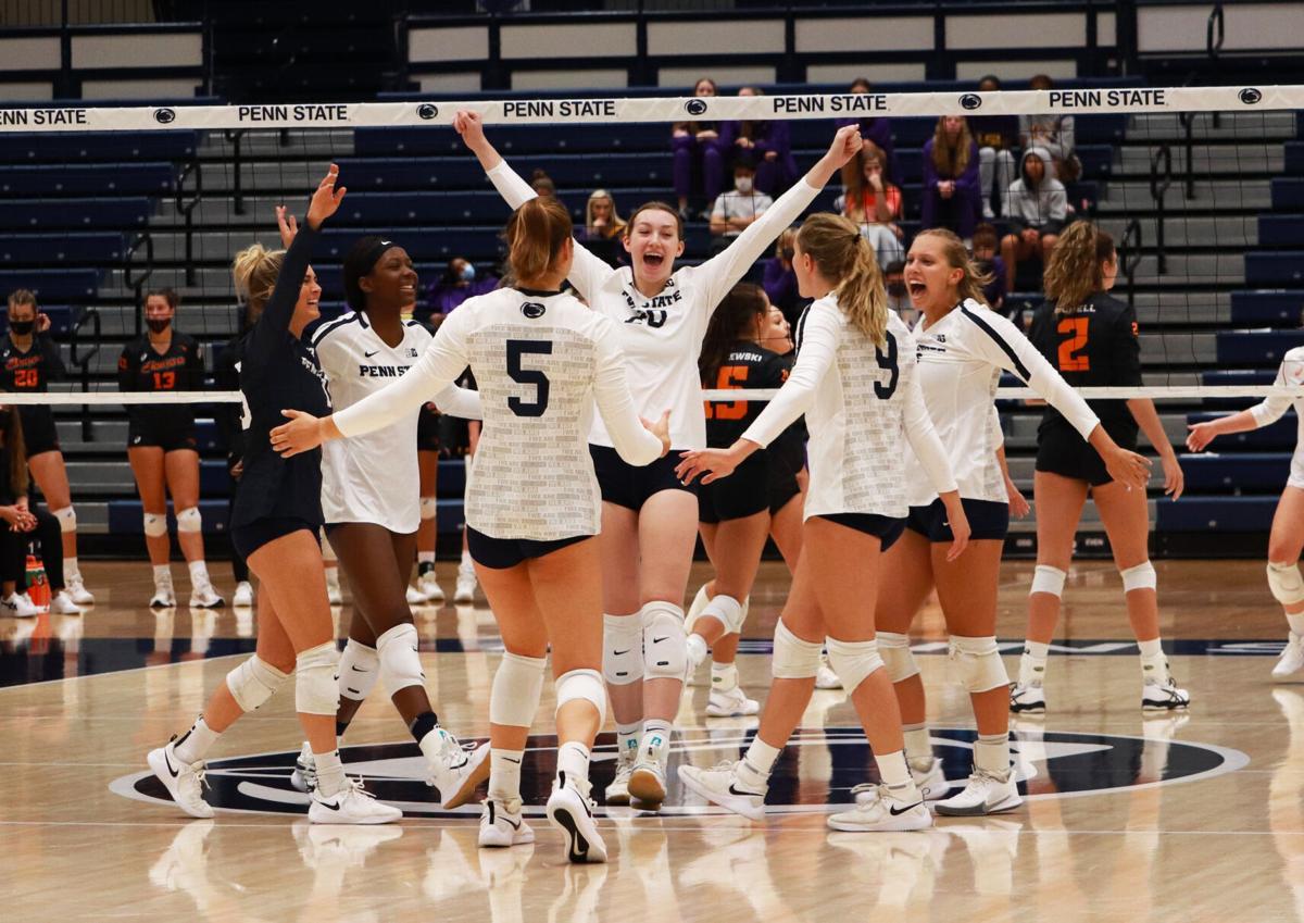 Penn State women's volleyball vs. Oregon