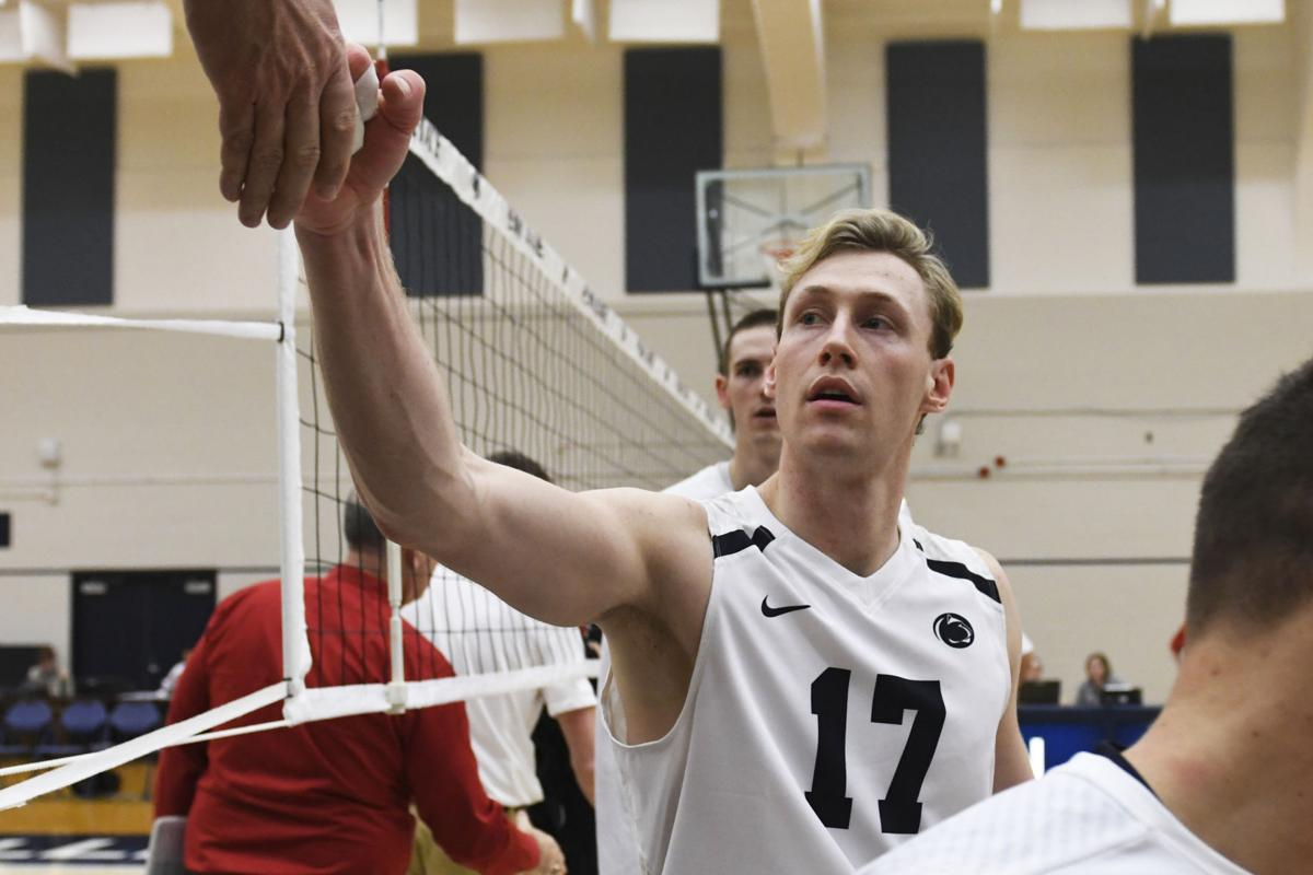 Penn State Men S Volleyball Falls One Spot In Avca Coaches Poll Penn State Volleyball News Daily Collegian Collegian Psu Edu