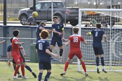 Penn State Men's Soccer vs. Ohio State, Hackenburg (3)