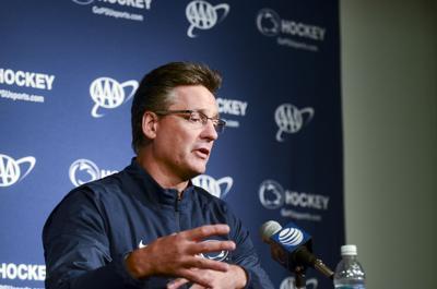 Penn State men's hockey picks up commitment from forward Ben Schoen