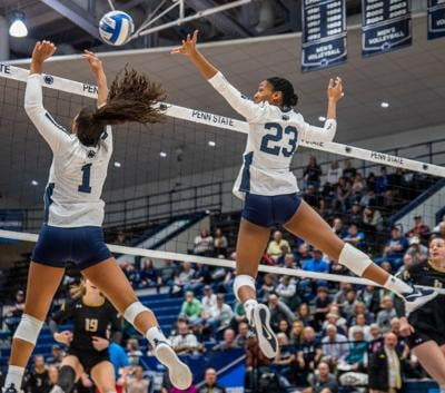 Penn State women's volleyball heads to west coast to continue NCAA Tournament run