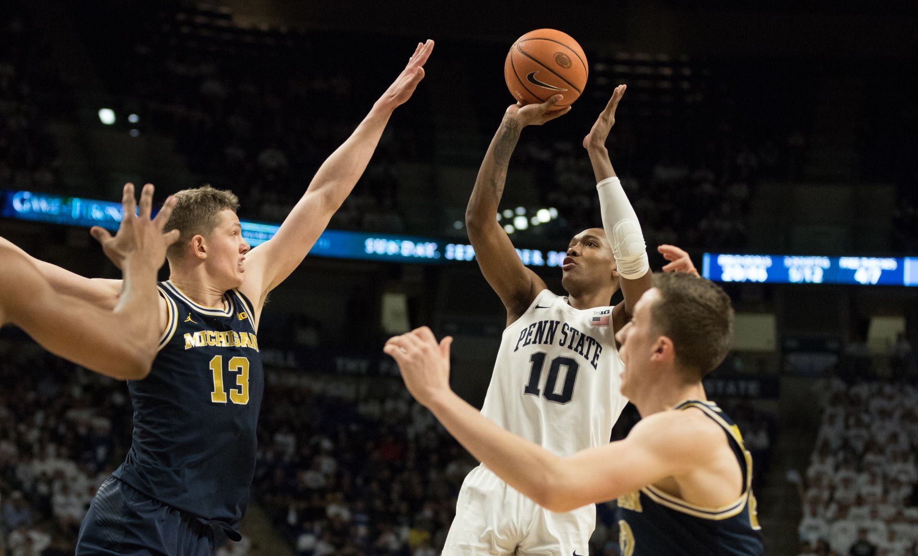 5 biggest penn state men s basketball questions heading into the rh collegian psu edu