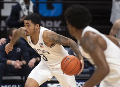 Penn State Men's Basketball vs Minnesota (3)