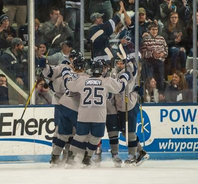 No. 7 Penn State men's hockey comes from behind to win at No. 15 Notre Dame