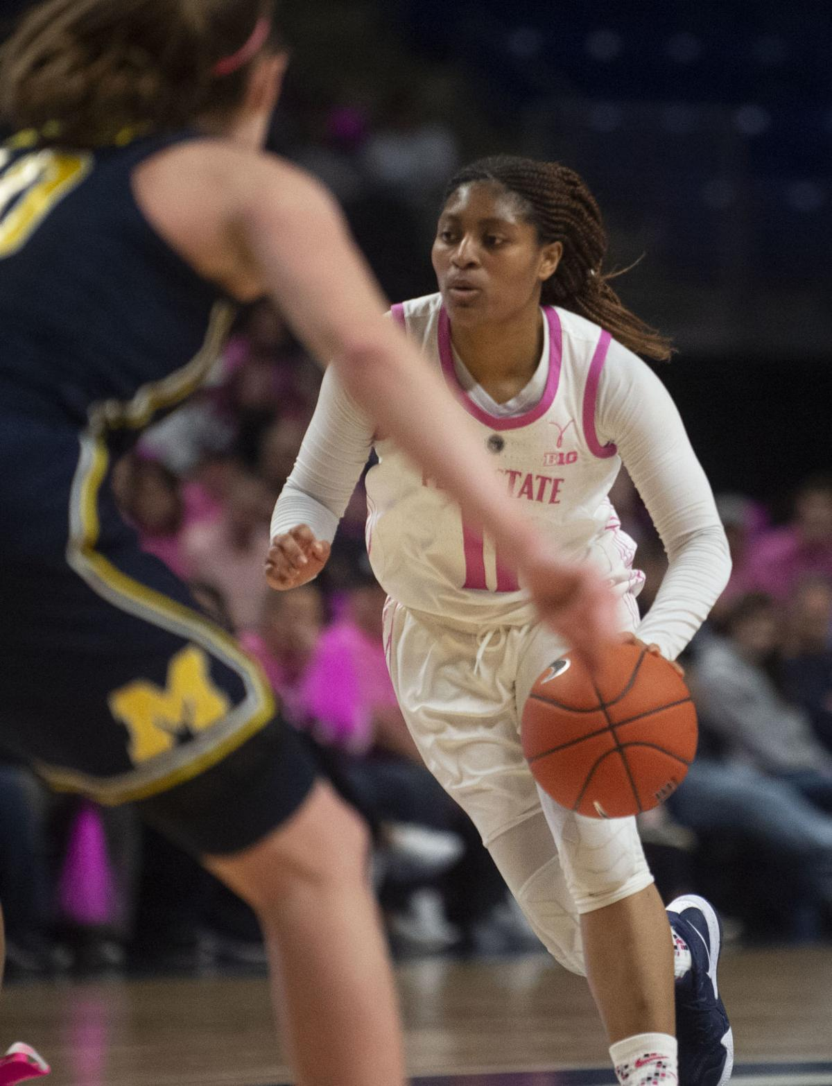 PHOTOS: 2019 Pink Zone Game, Penn State Women's Basketball