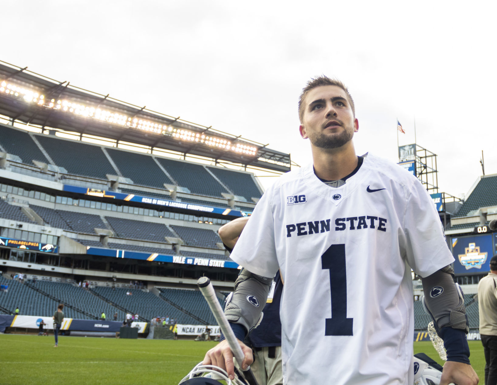 SEE IT: Grant Ament honors Darcey family with Premier Lacrosse ...