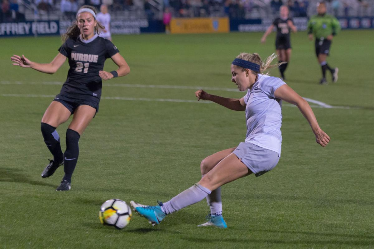Womens Soccer, Purdue, Charlotte Williams (12)
