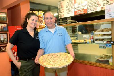 Marg's Pizza Anniversary