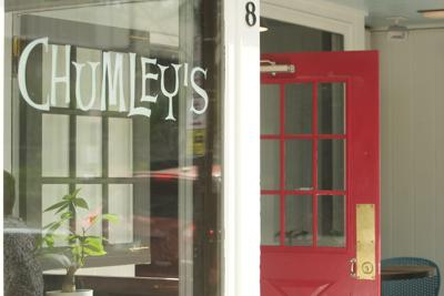 Chumley's re-opening