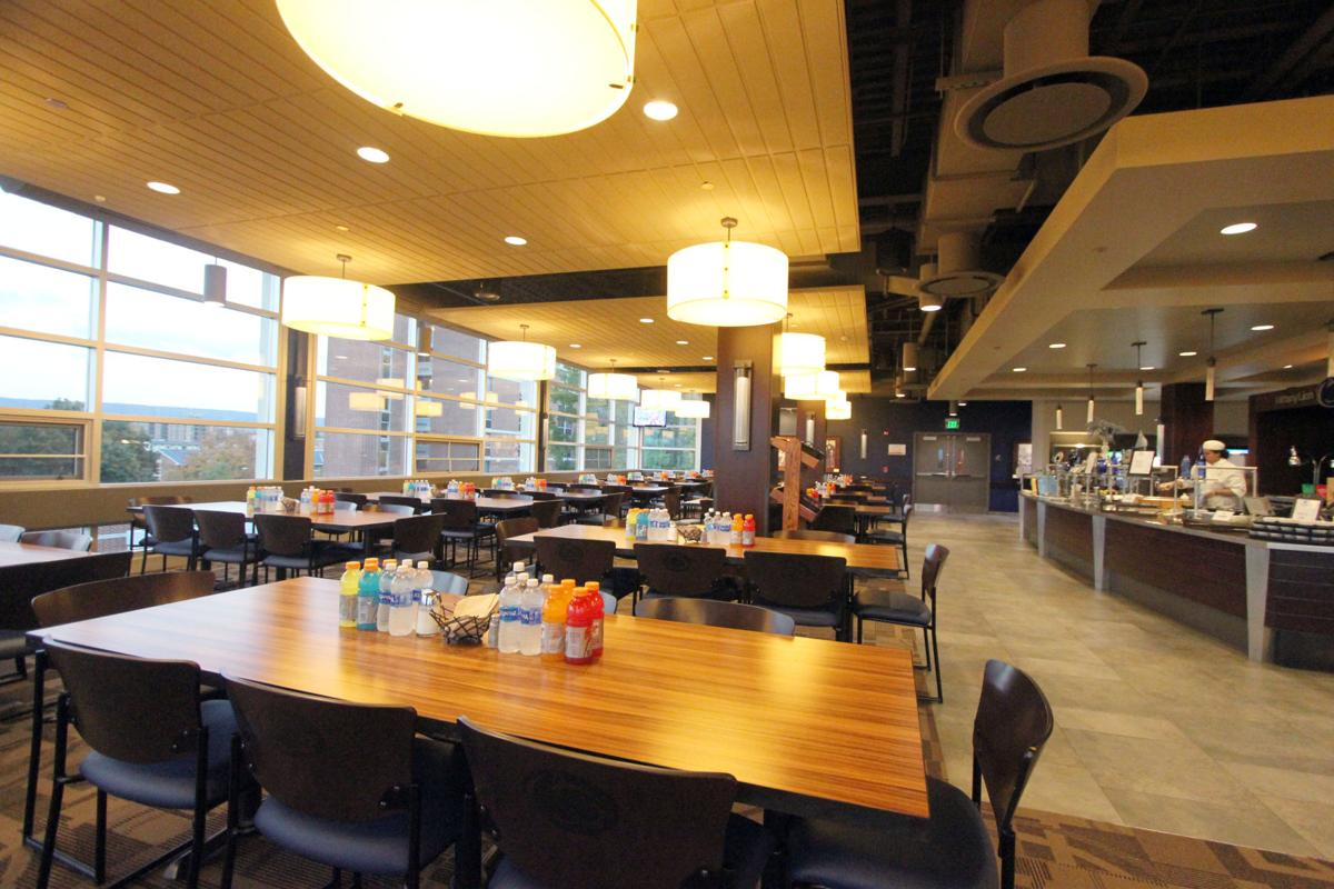 From Dining Hall To Local Shelter How Pollock Dining Recycles - Training table restaurant