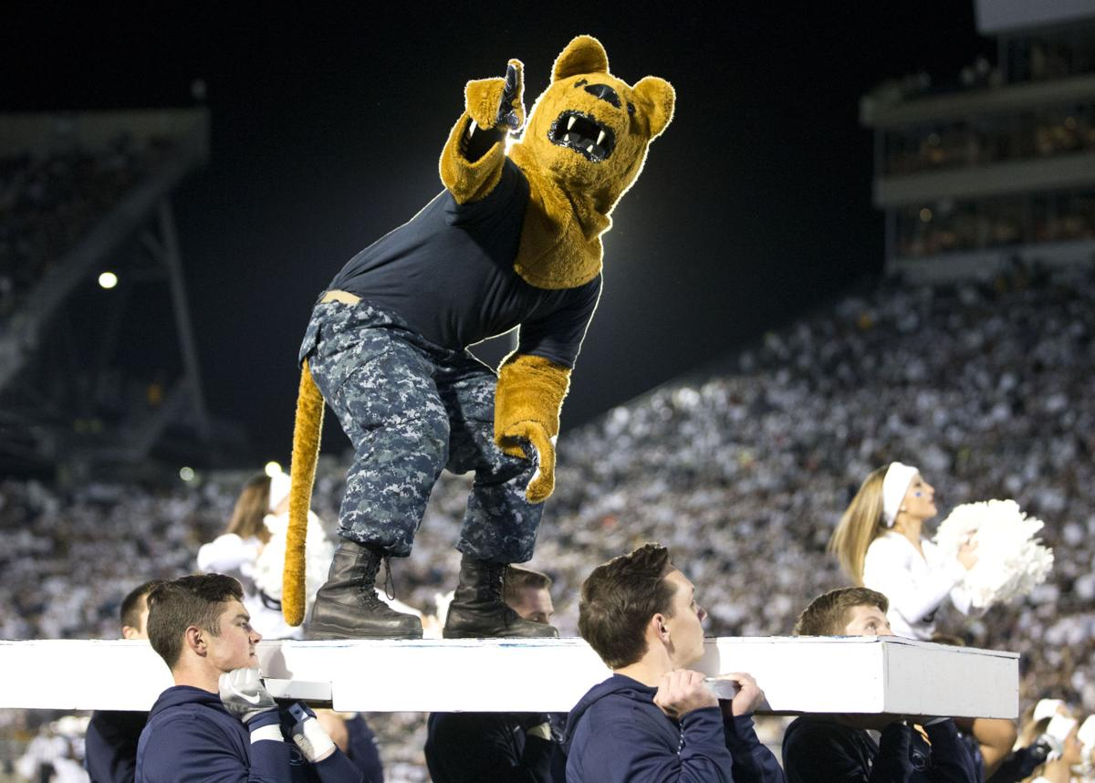 Nittany Lion army